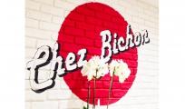 <p>Lettrage &quot;Chez Bichon&quot; fini</p>