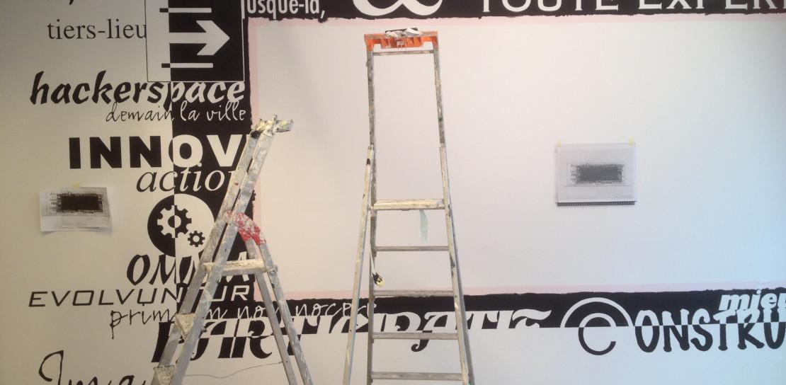 """Terre d'Alizés - """"Le Tableau Noir"""" en cours de réalisation"""